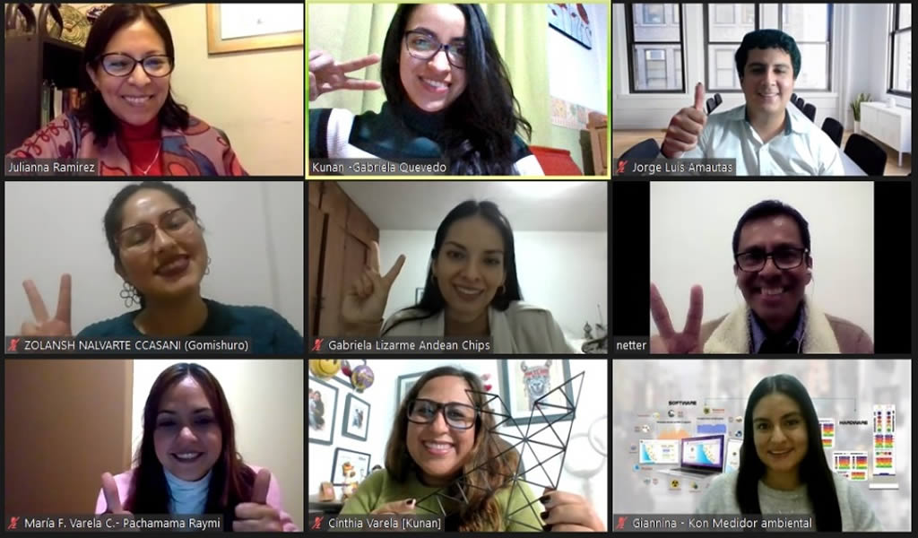 Seis proyectos de emprendimiento social llegan a la final del certamen Perumin Inspira