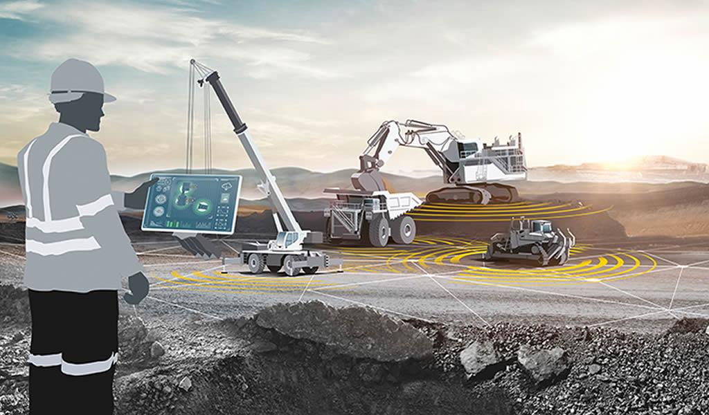 MINExpo 2021: Liebherr se asocia con Hexagon para ofrecer automatización de minas de próxima generación