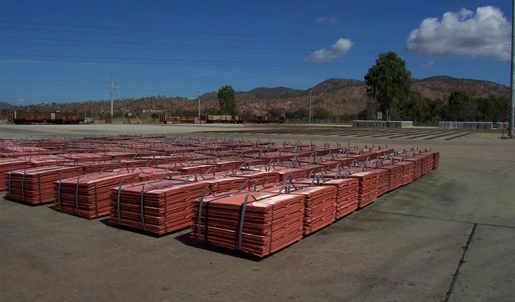 China subastará otras 150.000 toneladas de reservas estatales de metales el 9 de octubre