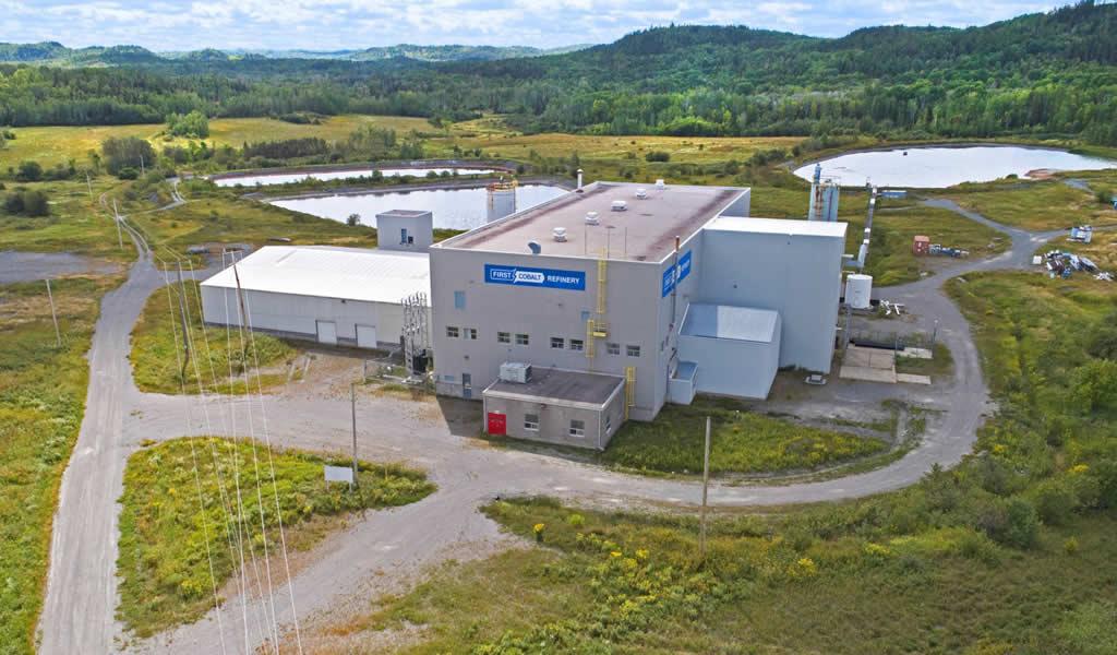 First Cobalt adjudica contrato de refinería a Metso Outotec