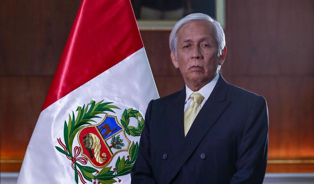 Eduardo González Toro es el nuevo ministro de Energía y Minas