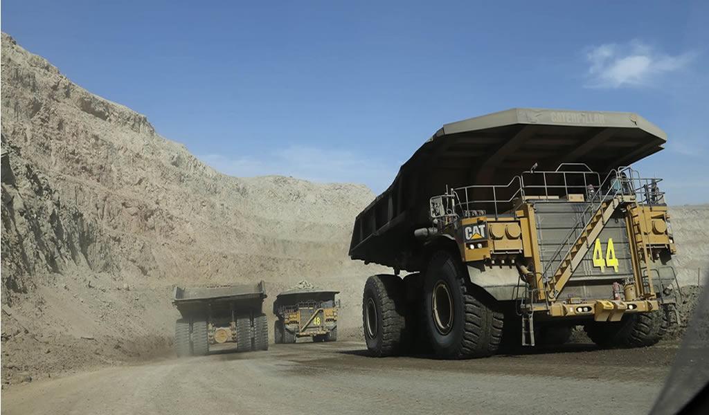 Antofagasta Minerals probará el uso de hidrógeno en equipos de minería